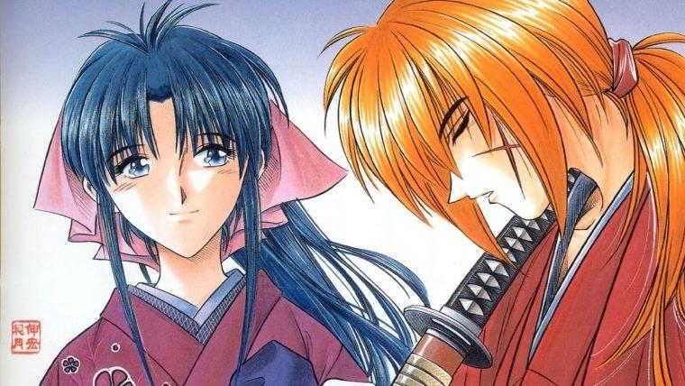 Samurai X   Nobuhiro Watsuki vai lançar novo spin-off da história de Kenshin