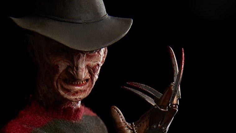 A Hora do Pesadelo   Freddy Krueger da Sideshow vai invadir seus pesadelos