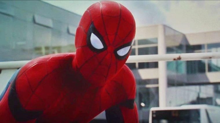 Spider-Man: Homecoming   Tom Holland compartilha nova foto dos bastidores