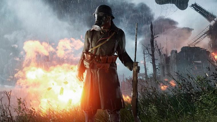 Battlefield 1 ganha trailer de lançamento