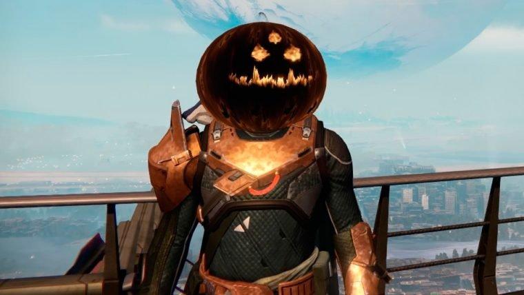 Destiny   Fãs descobrem detalhes do evento temático de Halloween