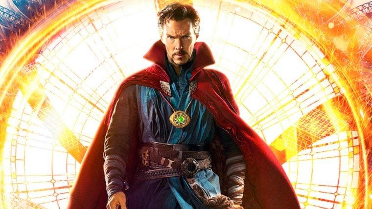 Vingadores: Guerra Infinita   Diretor de Doutor Estranho visita o set do Sanctum Sanctorum