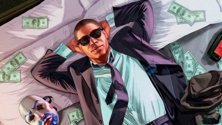 Grand Theft Auto V | Rockstar removerá dinheiro conseguido ilegalmente no modo online
