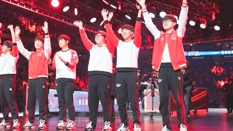 League of Legends | SKT é tricampeã do Campeonato Mundial