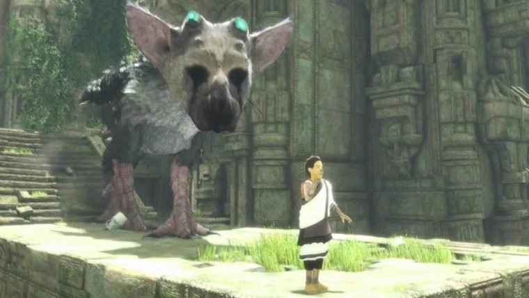 The Last Guardian | Trailer emocionante relembra ICO e Shadow of the Colossus