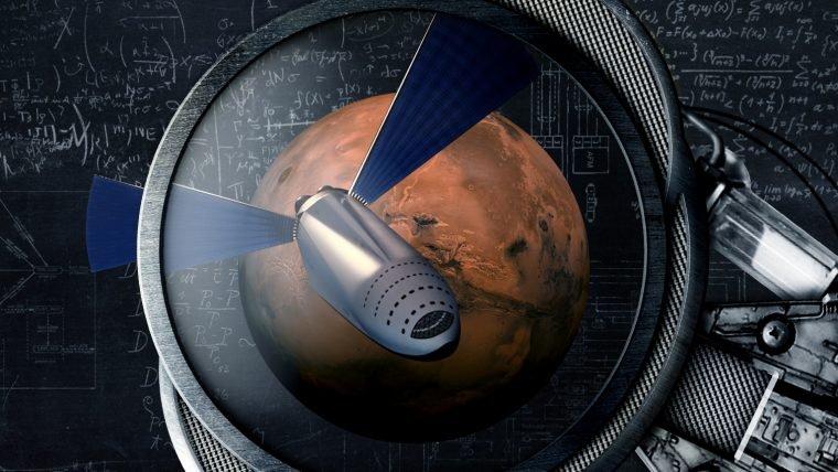 Partiu Marte?