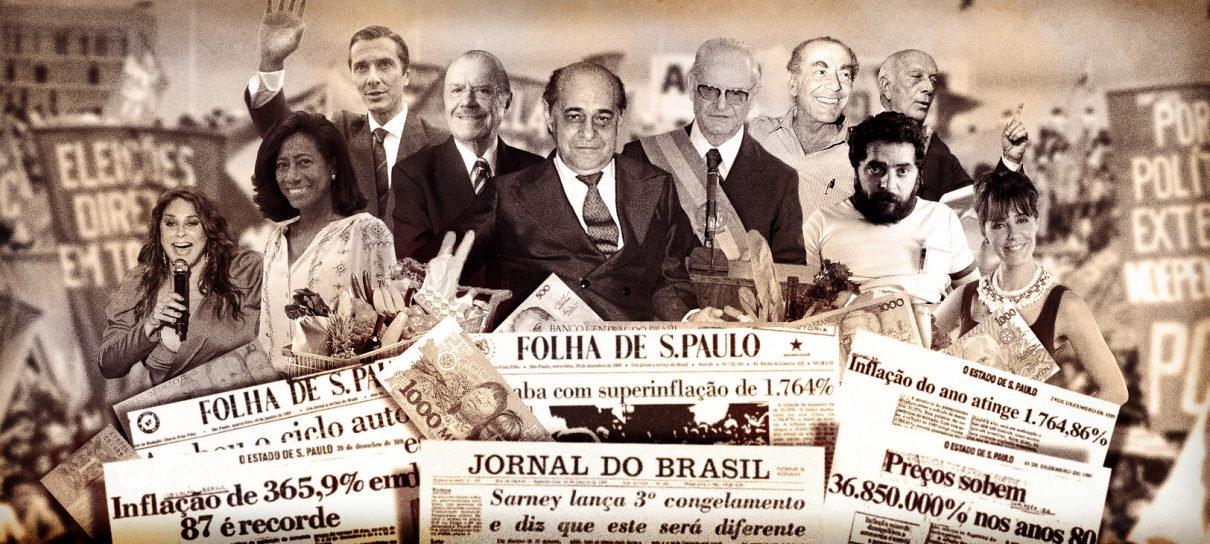 Histórias do Brasil: Redemocratização