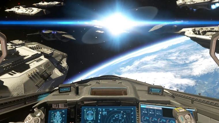 Experiência VR de Call Of Duty chegará gratuitamente ao PS4