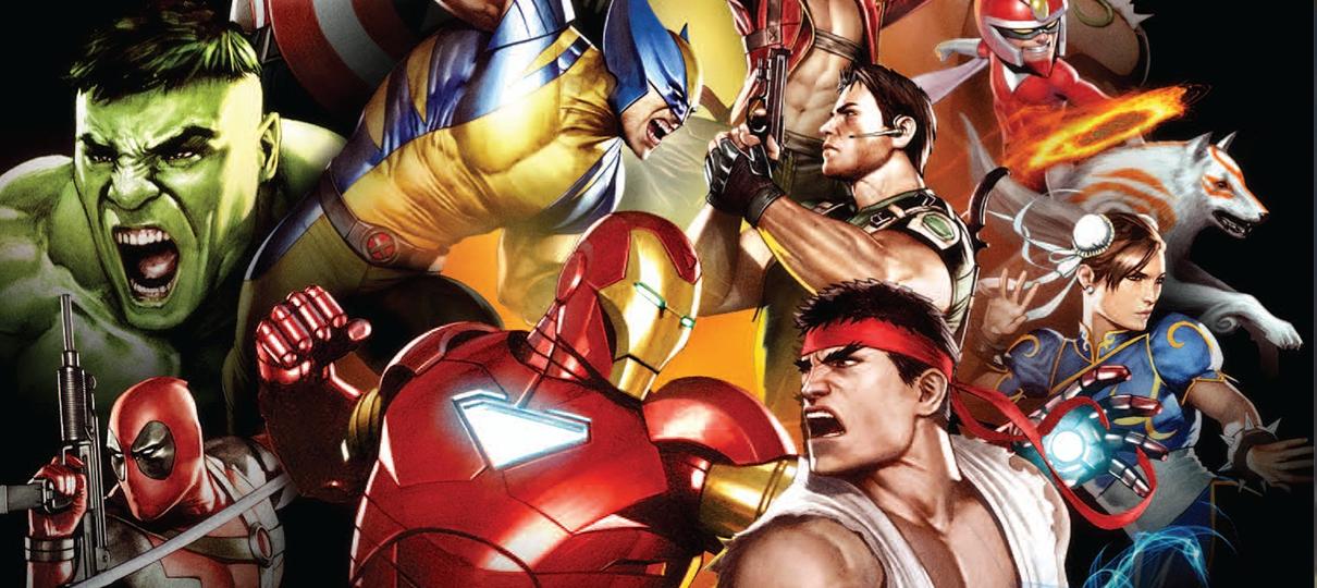 Marvel vs Capcom 4 pode ser anunciado no ano que vem [RUMOR]