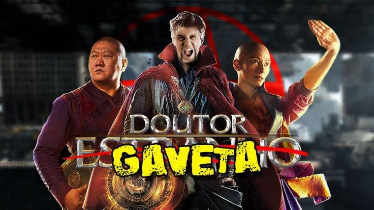 Doutor Estranho e a Gaveta mágica!
