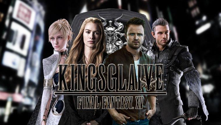 Final Fantasy XV: Kingsglaive!