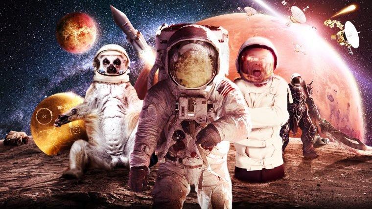 Colonizando o espaço