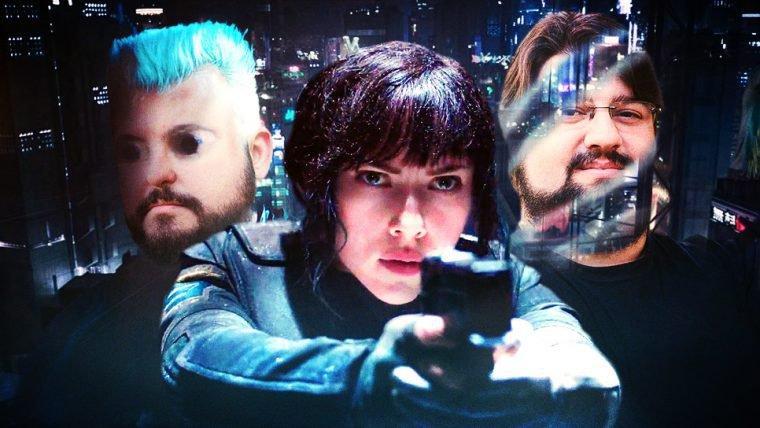 Trailer de Ghost in the Shell e Black Friday Nerdstore