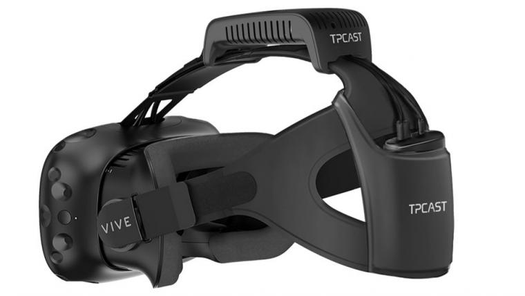 Por US$ 220 você vai poder usar o HTC Vive sem fios