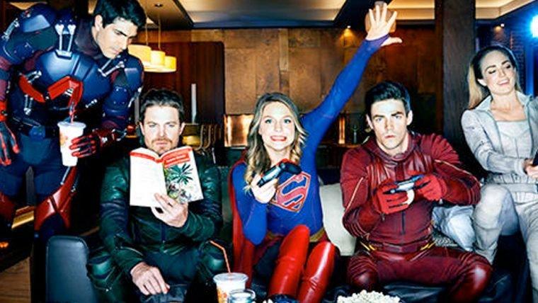 Crossover das séries da DC ganha datas de exibição