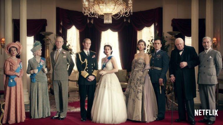 The Crown   Chefão da Netflix quer produzir seis temporadas da série
