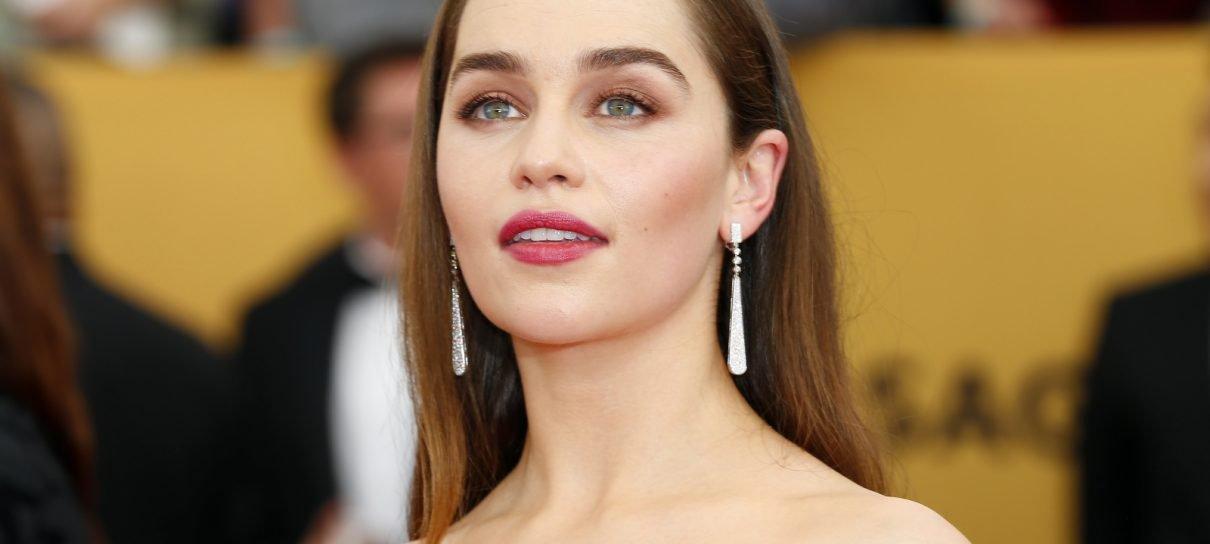 Han Solo   Emilia Clarke estará no filme