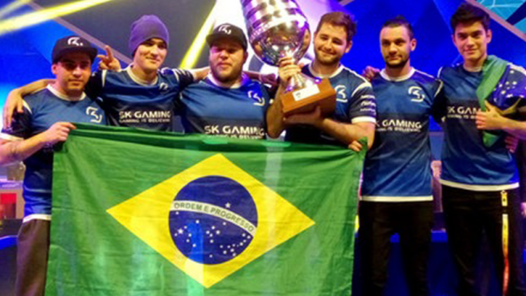 Coldzera e FalleN ganham prêmios de melhores do ano no eSports Industry Awards