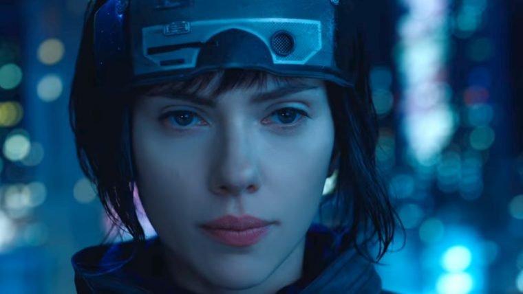 Agora sim! Assista ao trailer de Vigilante do Amanhã: Ghost in the Shell