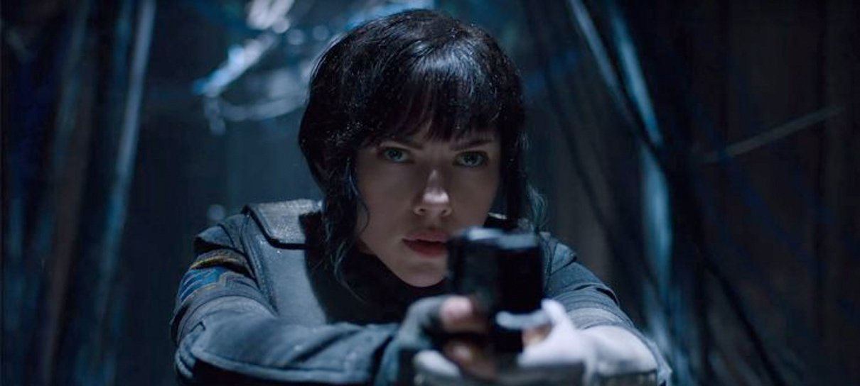 Scarlett Johnsson aparece em nova foto de Vigilante do Amanhã: Ghost In The Shell
