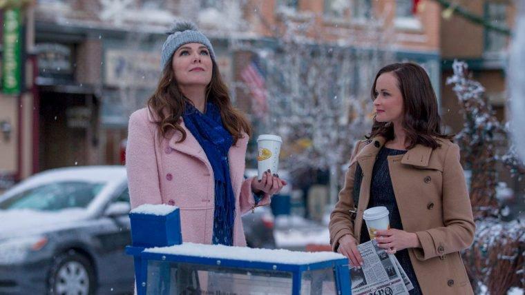Gilmore Girls   Retorno da série ganha novo trailer