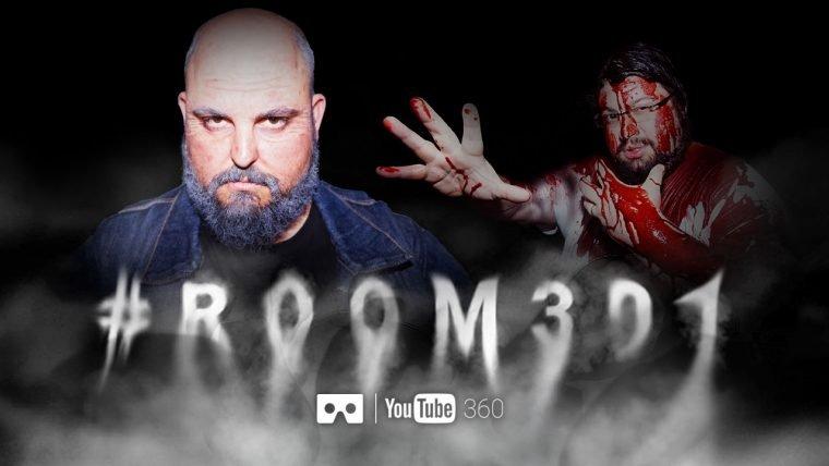 O medo do Jovem Nerd - #Room301
