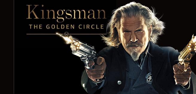 Kingsman: The Golden Circle é adiado em alguns meses