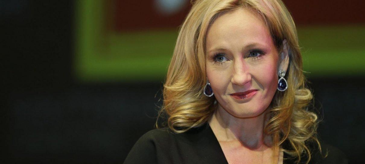 Animais Fantásticos e Onde Habitam | J.K. Rowling fala sobre a contratação de Johnny Depp