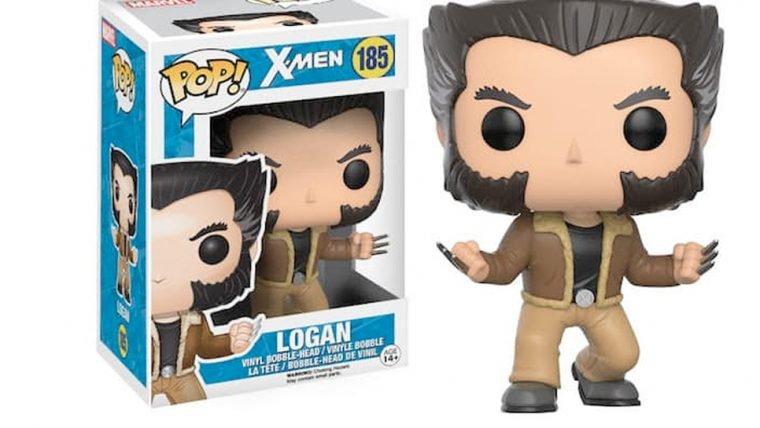 Logan ganha coleção da Funko