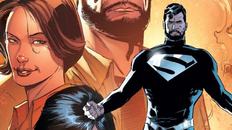 Superman: Lois, Clark e um DeLorean muito louco!