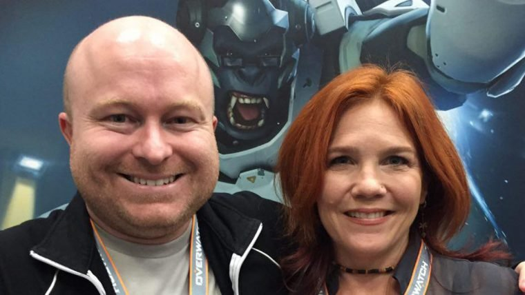 Overwatch | Entrevistamos Geoff Goodman e Skye Chandler