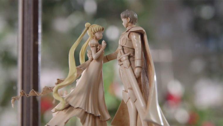 Sailor Moon | Nos meus sonhos vejo esse colecionável aparecer