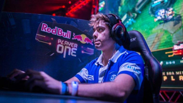 League of Legends | Red Bull Player One terá participação de grandes nomes brasileiros