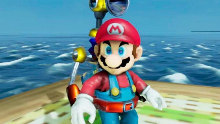 Super Mario Sunshine é recriado na Unreal Engine 4