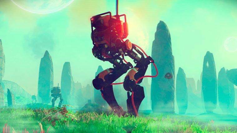No Man's Sky | Hello Games anuncia grande atualização para o jogo