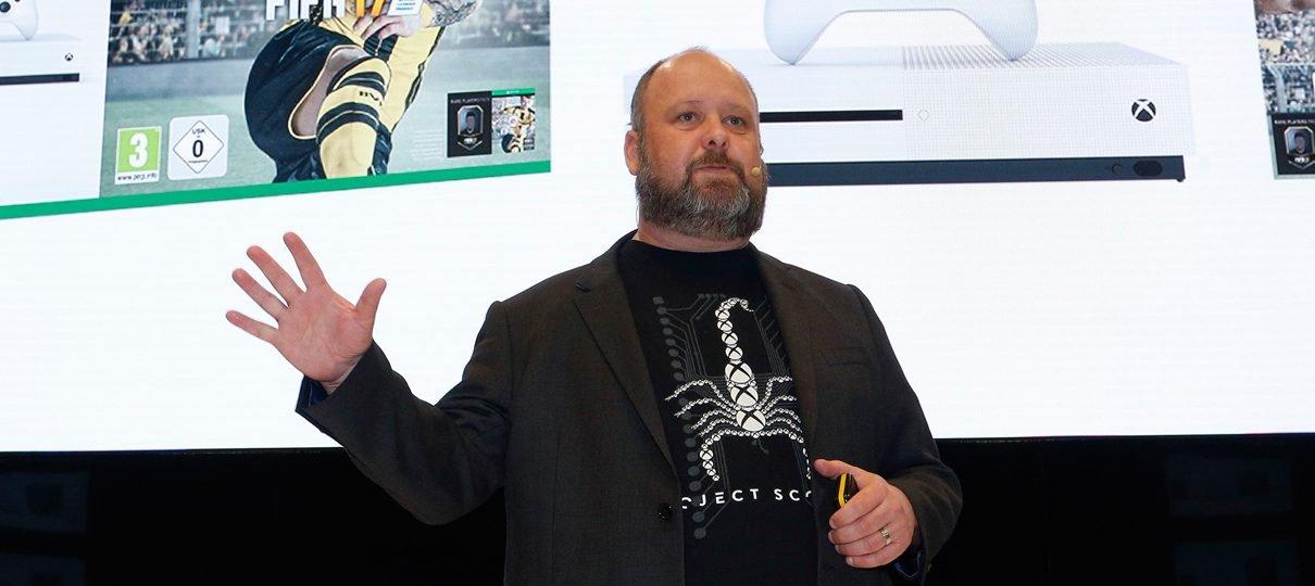 Scorpio terá jogos e gráficos nunca antes vistos em um console, diz Microsoft