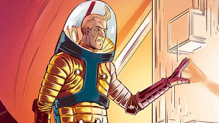 Astronauta - Assimiteria | Nova graphic MSP ganha prévia