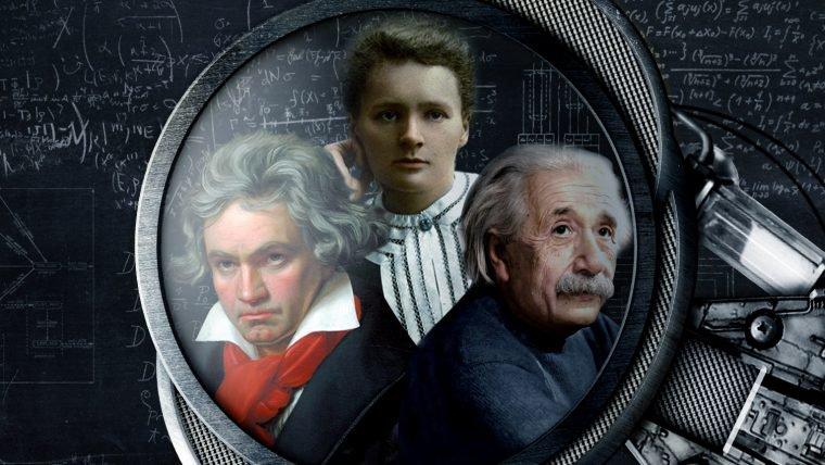 De onde vêm os gênios?