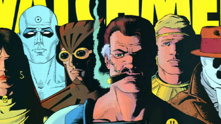 Personagens de Watchmen podem estar em Injustice 2