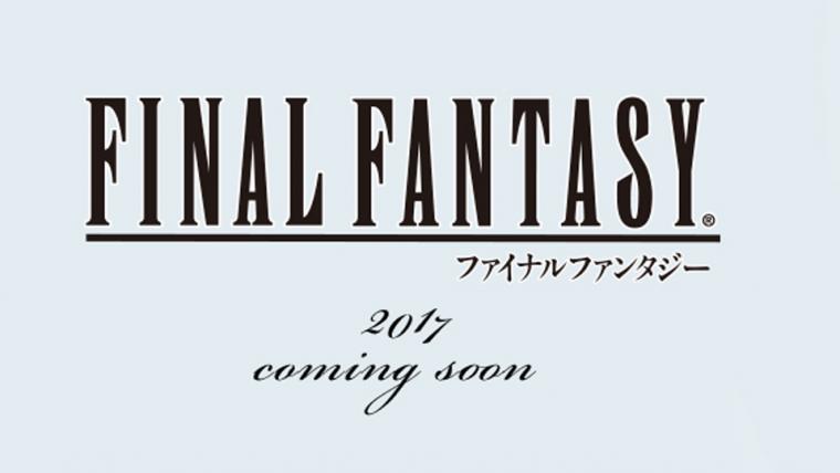 Square Enix anuncia data para evento focado em Final Fantasy