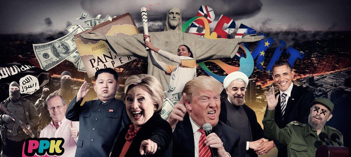 Política Internacional 2016