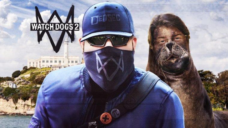Watch Dogs 2 - Esse jogo é feito pra mim