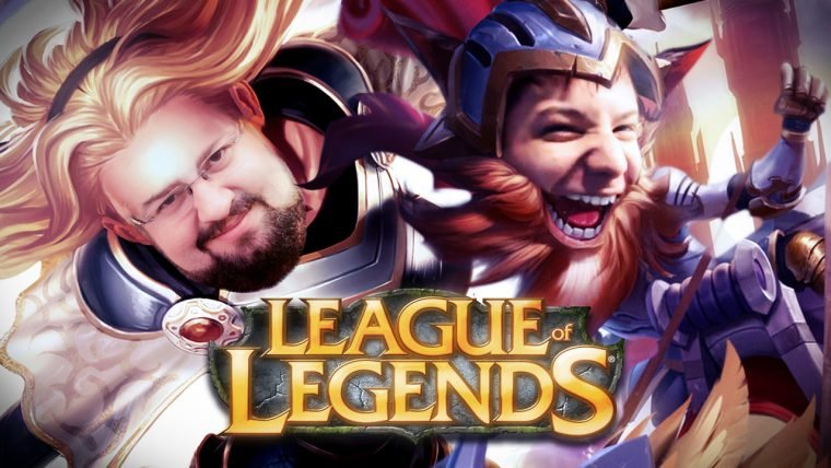 League of Legends - Só não morre!