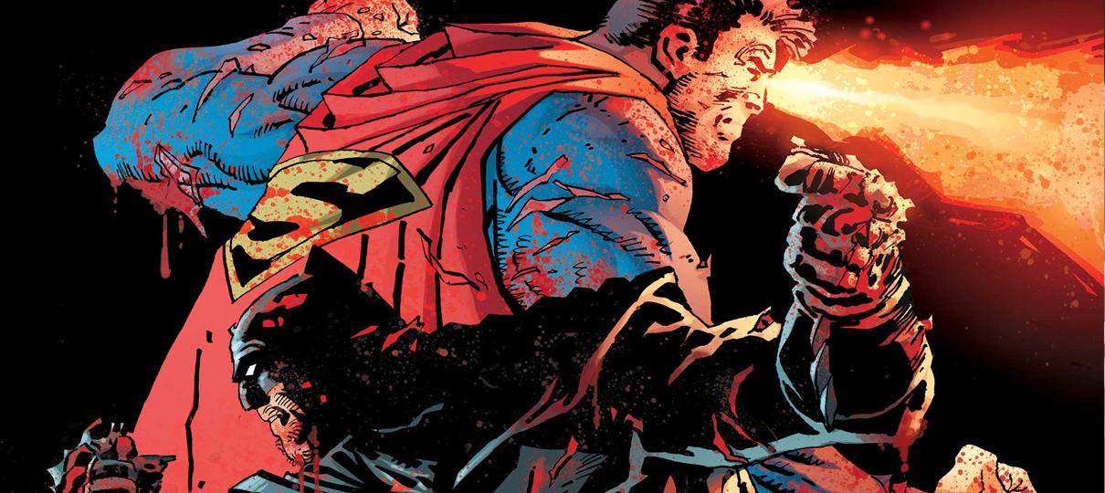 Trump quer que Krypton pague pela reconstrução de Gotham em Cavaleiro das Trevas III