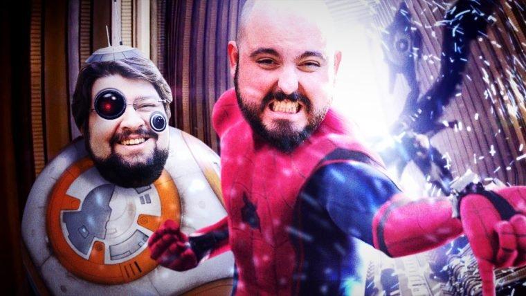 Trailer Homem-Aranha, Guardiões da Galáxia 2 e Rogue One