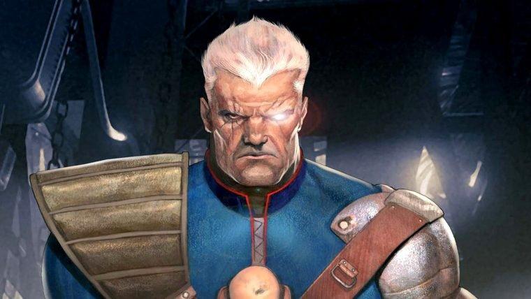X-Men | Nova HQ do Cable ganha primeira capa