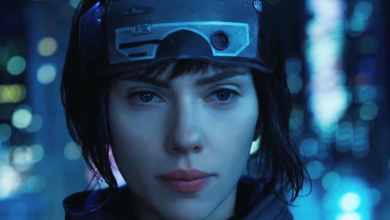 Vigilante do Amanhã: Ghost in the Shell | Confira o trailer internacional