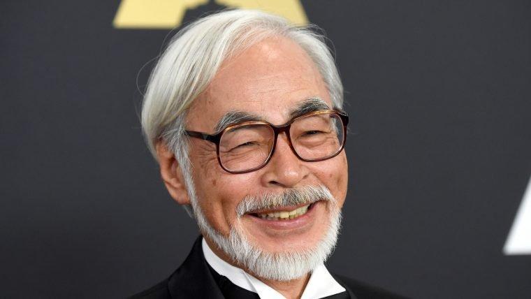 Próximo curta de Hayao Miyazaki chega na metade de 2017
