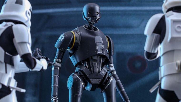 Rogue One | Figure do K-2SO foi reprogramado para destruir sua conta bancária