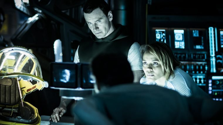 Alien: Covenant | Michael Fassbender está de volta em nova foto do longa